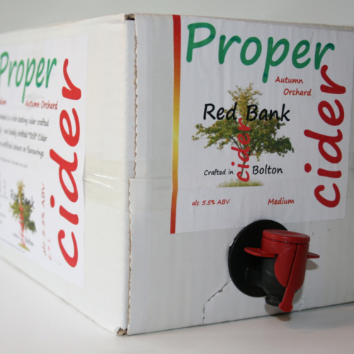 Autumn Orchard Proper Cider Box