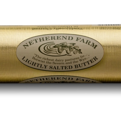 250g Netherend Dairy Salted Butter