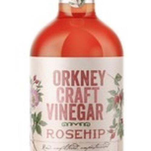 Rosehip Vinegar