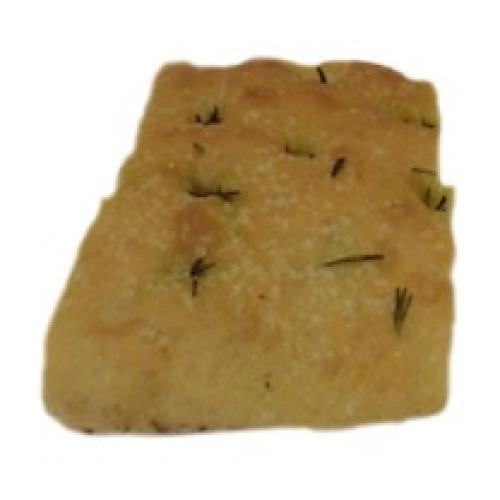 BAKERTOM'S FOCCACIA ROSEMARY & ROCK SALT BREAD