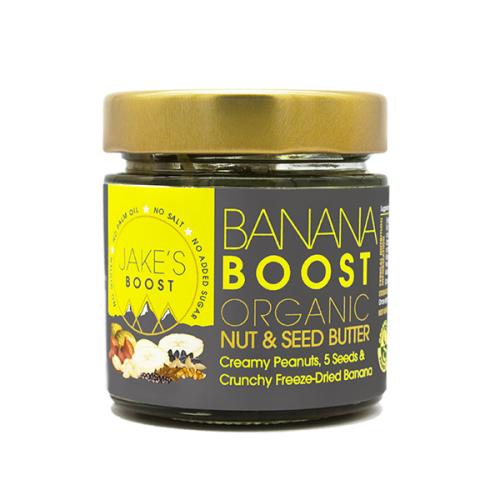 Banana Boost Organic Nut & Seed Butter