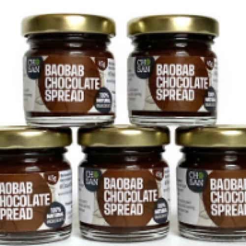Baobab Chocolate mini spread 5 x 45g