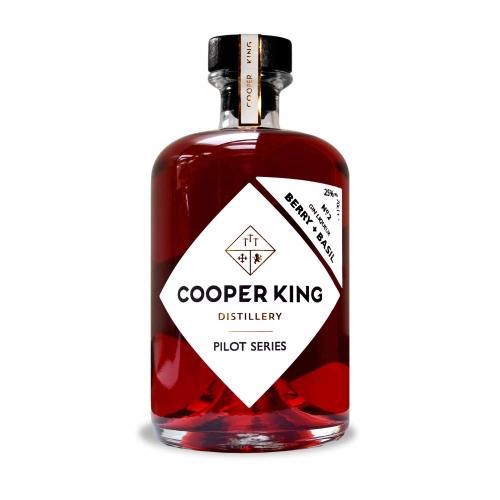 Cooper King Berry & Basil Gin Liqueur