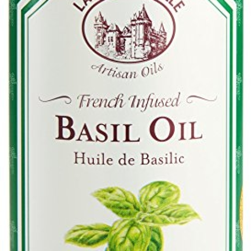 La Tourengelle Basil Infused oil