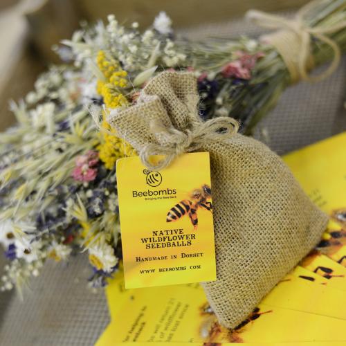 Native Wildflower Beebombs