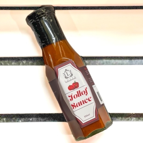 Jollof sauce