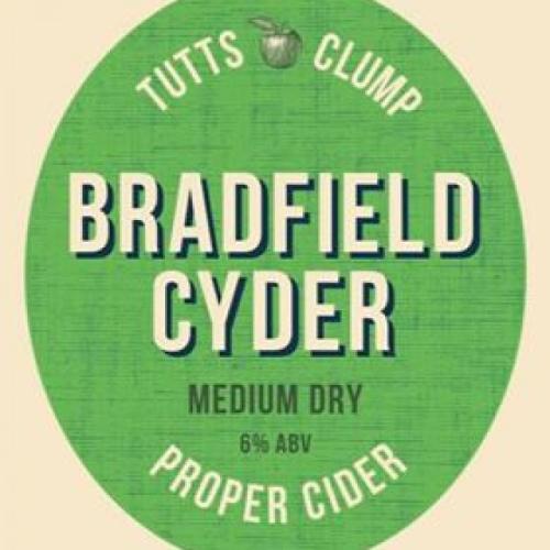 Bradfield Cyder 6% ABV