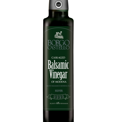 Borgo Castello Silver Balsamic Vinegar of Modena