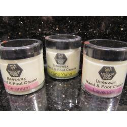 Beeswax Hand and Foot Cream Lavender