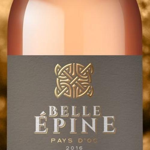 Belle Epine Rose