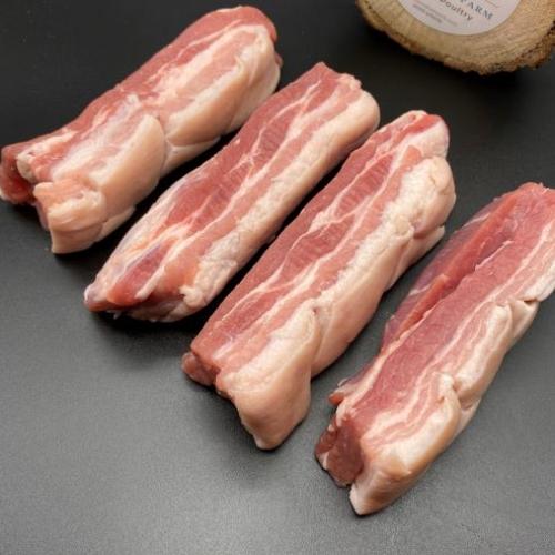 Pork Belly Slices