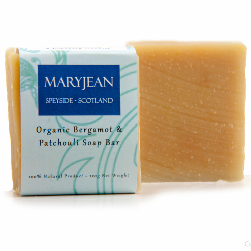 Bergamot and Patchouli Soap Bar