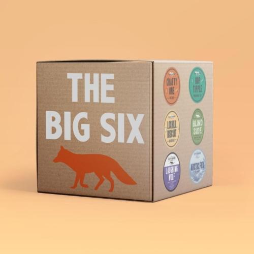 Crafty Big Six – Mixed Case