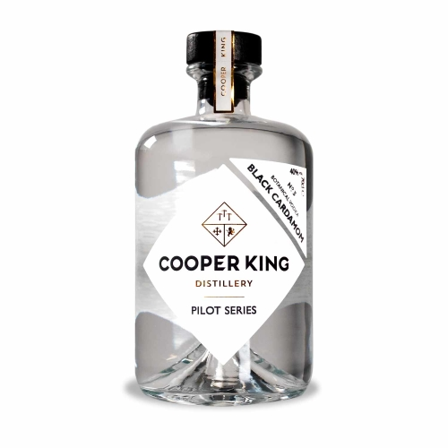 Cooper King Black Cardamom Botanical Vodka