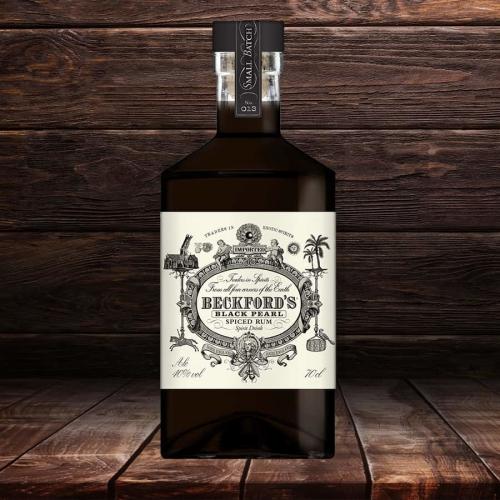 Beckford's Black Pearl Spiced Rum