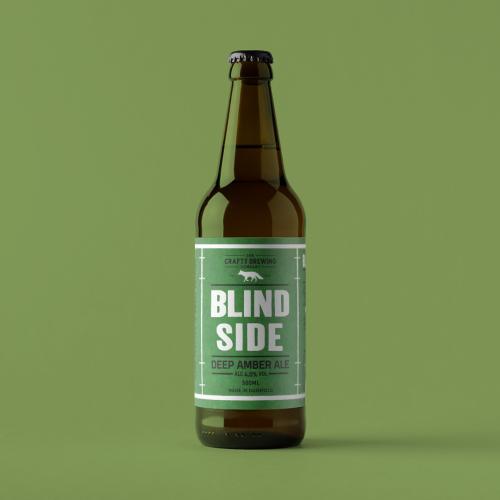 Blind Side Deep - Amber Ale - 4%