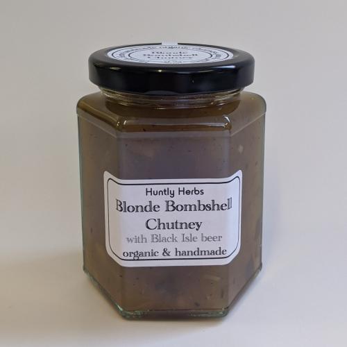 Blonde Bombshell Chutney 300g