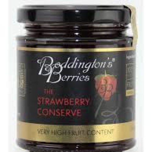 Boddington's Strawberry Jam /w