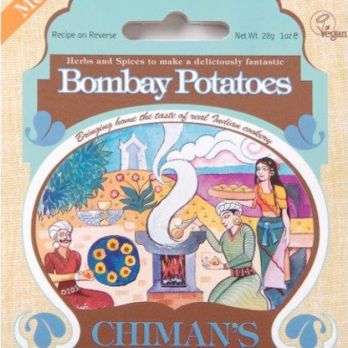 Bombay Potatoes spice mix