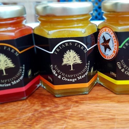 boozy marmalade set
