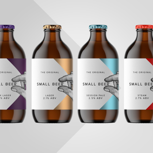 Small Beer Mixed Case | 24x350ml