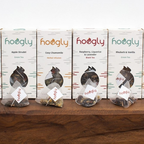 Mixed selection indulgent teas