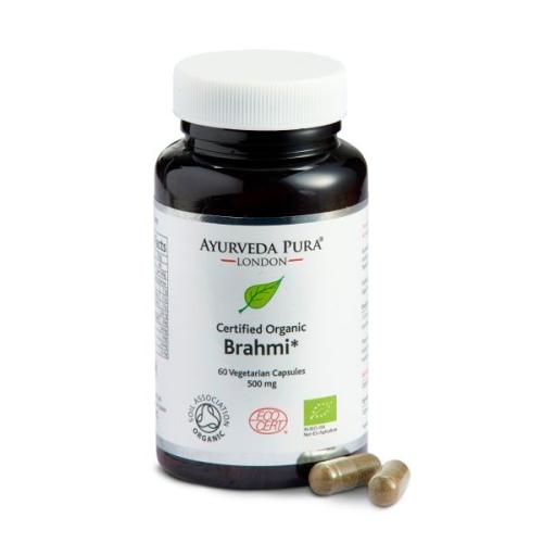 Organic Brahmi Herbal Capsules