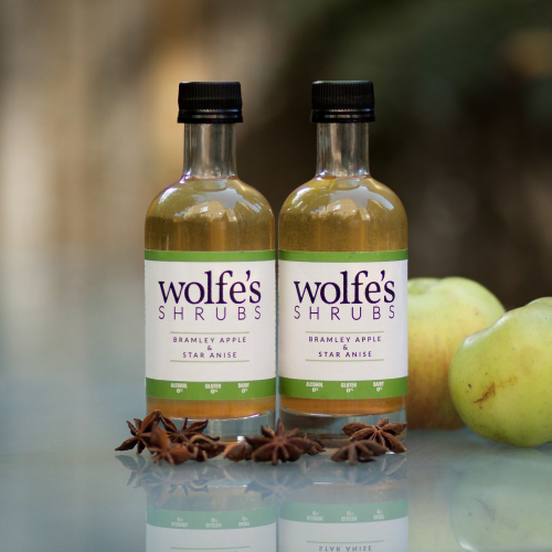 Wolfes Bramley Apple & Star Anise Shrub
