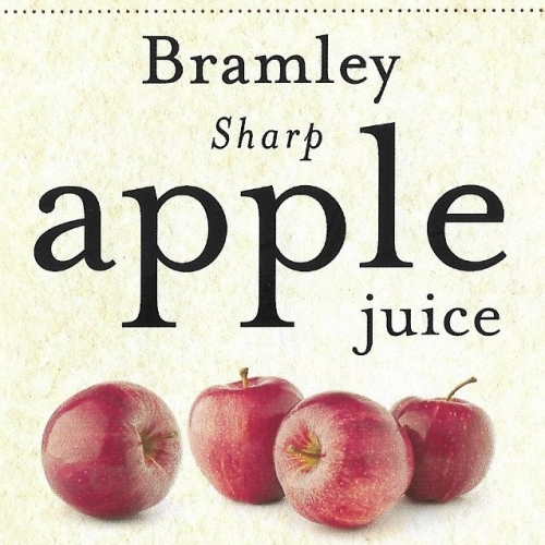 Bentleys Bramley apple juice