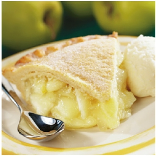 Small Bramley Apple Pie