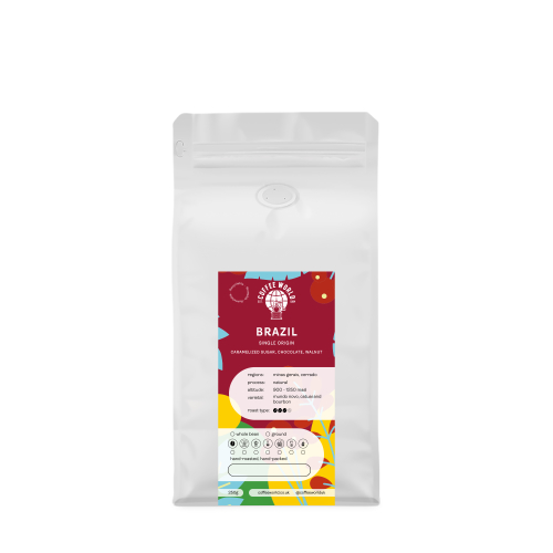 Brazil Minas Gerais Coffee