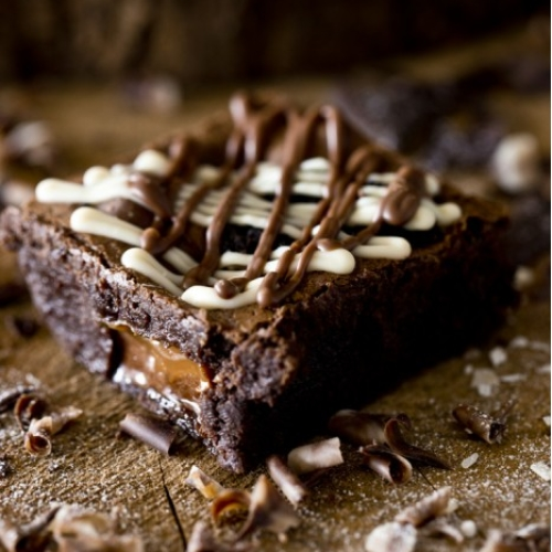 chocoholics Brownie