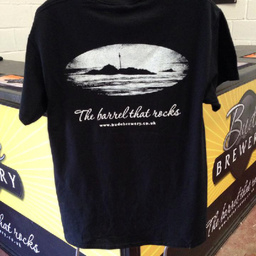 BUDE BREWERY T-SHIRT