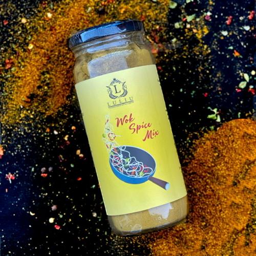 Wok spice mix
