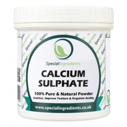 Special Ingredients Calcium Sulphate 100g