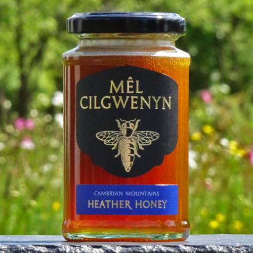 Cambrian Mountains Heather Honey