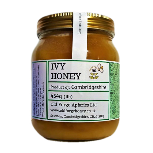 Cambridgeshire Ivy Honey
