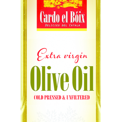 Extra Virgin Olive Oil (Catalan)