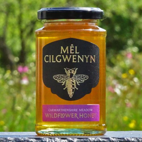 Carmarthenshire Meadow Wildflower Honey