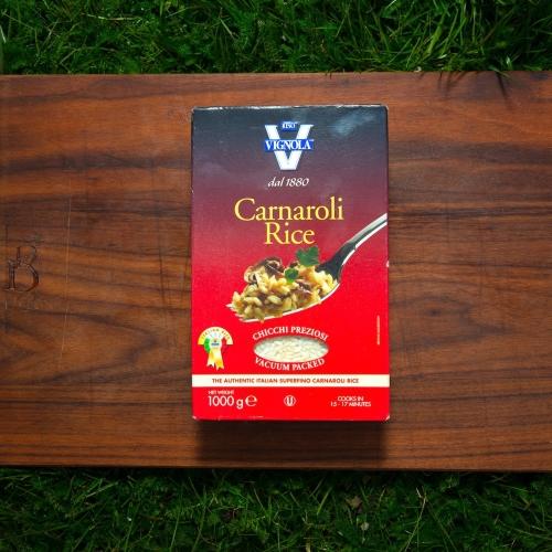 Carnaroli Risotto Rice 1KG - MAX 2 PER CUSTOMER