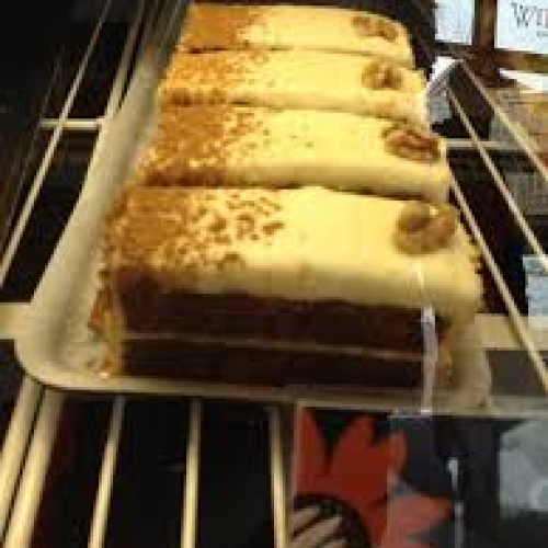 Carrot Cake /b