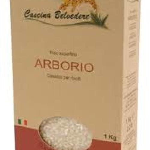 Cascina Belvedere Arborio Rice