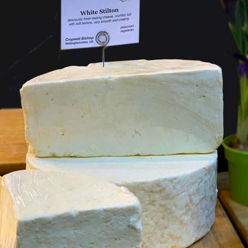 Cropwell Bishop White Stilton