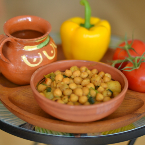 CHANA MASALA RECIPE KIT - TASTER