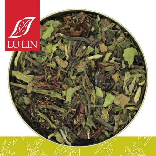 Cherry Green - Green Tea - Loose or Teabags