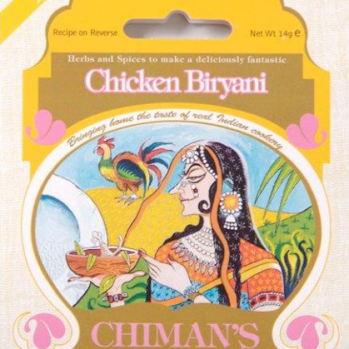 Chicken Biryani spice mix