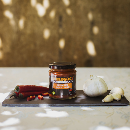 Samosaco Chilli & Garlic Sauce