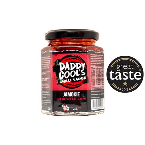 Smokey Jamokie Chipotle Chilli Jam