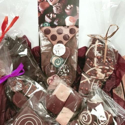 Chocolate Kitchen Favorites Selection Box