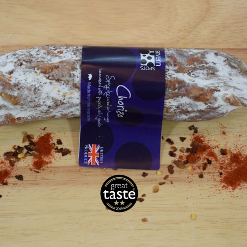Chorizo - Great Taste Award 2 stars 2019